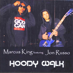 Hoody Walk CD Cover